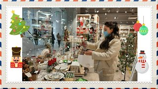 Новогодний шоппинг Едем за Покупками Zara Home Kuchenland Home Cozy Home