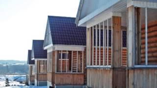 видео Строительство деревянного дома или бани зимой