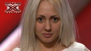 Юлия Педецкая - Unfaithfu - Rihanna - Кастинг в Киеве - Х-Фактор 4 - 05.10.2013