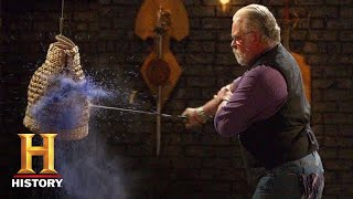 Forged in Fire: Steve's Javanese Kris Brings Home the Bacon (Season 6) | History
