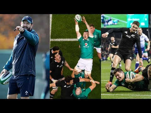 Alan Quinlan on | Ireland beating New Zealand | Andy Farrell's defence | Peter O'Mahony |