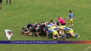 Yvelines | Plaisir se relance en Fédérale 2 de rugby