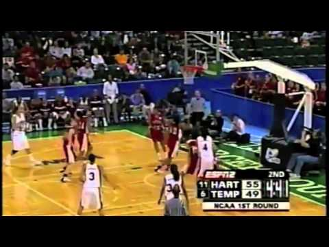 #11 Hartford beats #6 Temple in 2006 NCAA Tournament