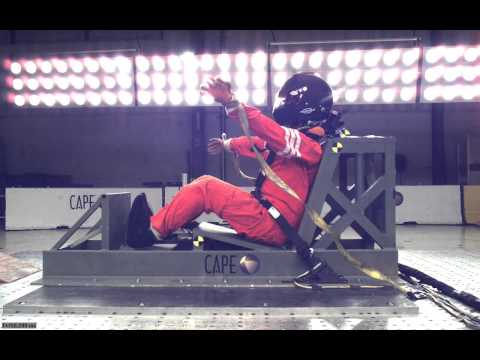 CAPE Test - WITH HANS Device
