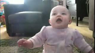 Śmieszne: Ten dzieciak każdego zarazi śmiechem! (funny baby)