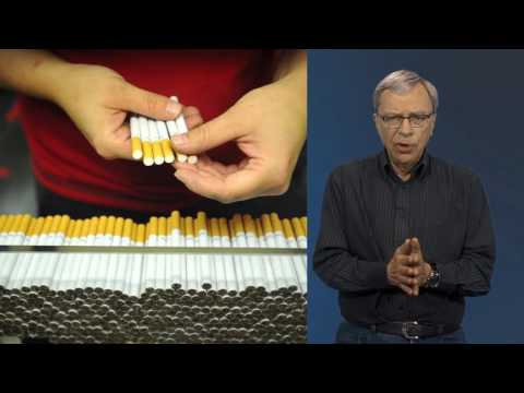 Connaitre les méfaits du tabac