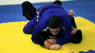BJJ Lesson 06 – Americana Arm Lock from Mount – Brighton Brazilian Jiu Jitsu – www.bbjj.co.uk