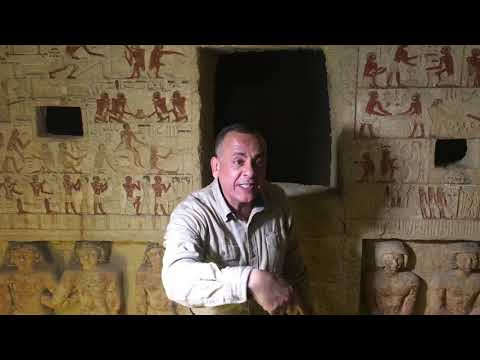 Breaking News: Egyptian Archaeologists discover 4400-Year-Old Tomb