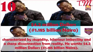 Top 10 Richest Nollywood Actors in 2016 with their net worth Official Video
