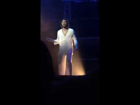 Tom Butwin Gethsemane - Jesus Christ Superstar Live in Detroit