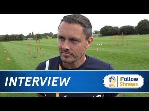 INTERVIEW | Paul Hurst on Godfrey - Town TV