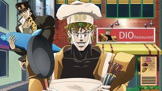 Dio's Bizarre Adventure「Dio Restaurant」