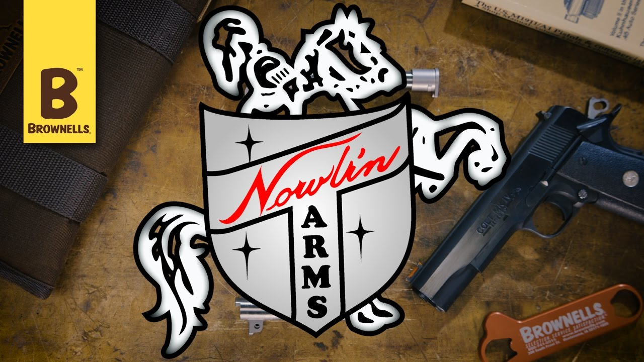 1911 Auto | 1911 9 MM | 1911 Pistol | 1911 Parts | Nowlin Arms