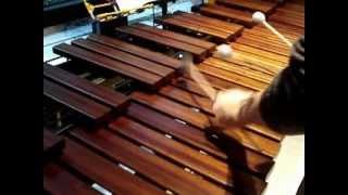 System Of A Down - Chop Suey (Marimba)