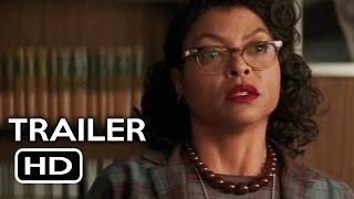 Hidden Figures Official Trailer #3 (2017) Taraji P. Henson, Janelle Monáe Drama Movie HD