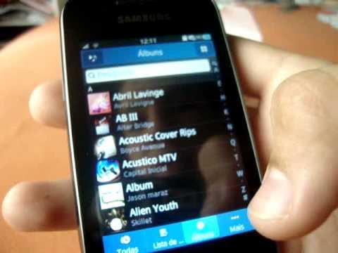 Review Samsung Wave Y ( PORTUGUÊS )
