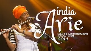 Download India Arie Live at Java Jazz Festival 2014 MP3 song and Music Video