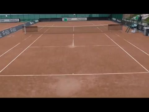 Junior Fed Cup World Finals by BNP Paribas Court 5 (Day 1)