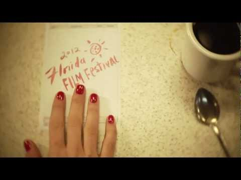 2012 Florida Film Festival Commercial.  Film. Food. Fun.
