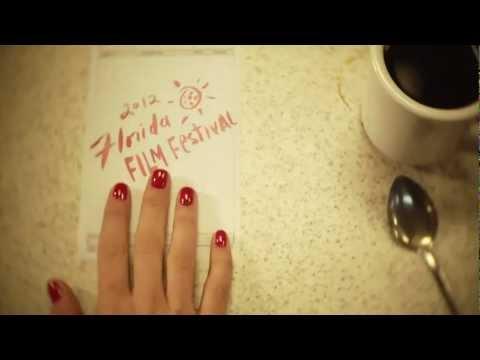 2012 Florida Film Festival Commercial.  Film. Food. Fun.