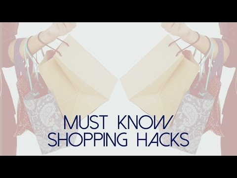 7 Fashion Shopping Tips & Tricks Every Girl Needs To Know!