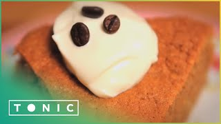 Coffee & Almond Cake (gluten Free): Feel Good Food