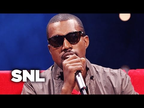 106 & Park: Top 10 Live with Kanye West - SNL