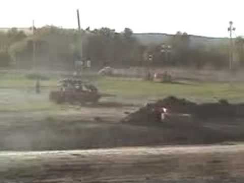 Test glen ridge motorsports park with my xcel 600 modified