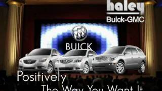 Haley Buick-GMC Positively New Dealer at Richmond VA
