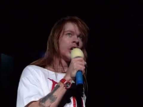 #GunsNRoses #YouCouldBeMine. Guns`N Roses – You Could Be Mine. Live in Tokyo 1992