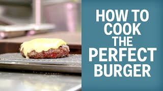 How To Cook The Perfect Burger Without A Grill