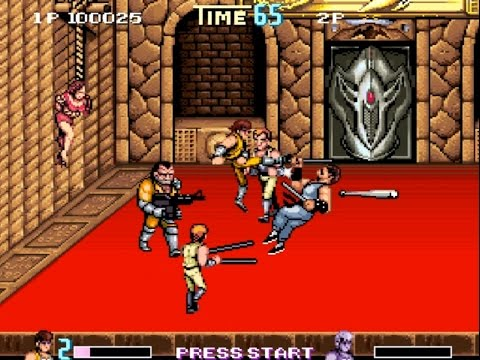 Double Dragon Reloaded Alternate Version (PC) Sonny Don't Go Away