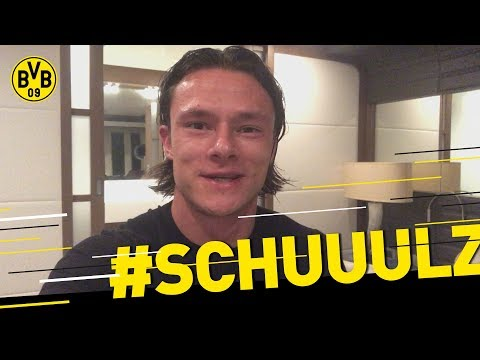 "And Dortmund Goes ""SCHUUULZ"" 