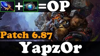 """Yazied """"YapzOr"""" Jaradat is a professional Dota 2 player who is curr..."""