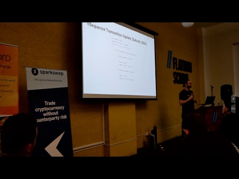#LightningHackDay Live stream from Berlin, Building the #Bitcoin Lightning network
