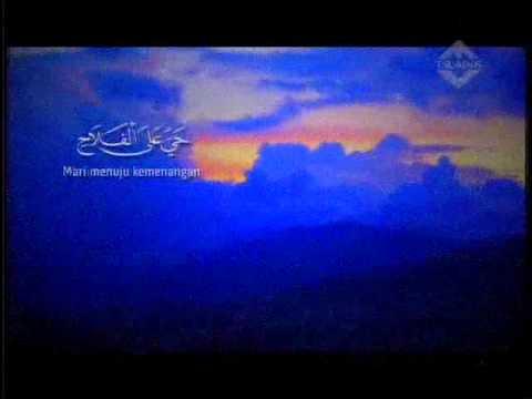 ADZAN SUBUH TRANS TV