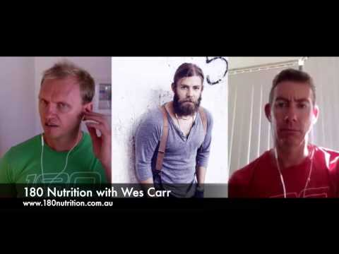 Wes Carr: Rock 'n' Roll & Depression To The Paleo Way. How I Transformed My Health