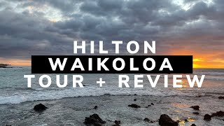 Hilton Waikoloa Village Tour + Review | The Most Famous Hotel on the Big Island in Hawaii