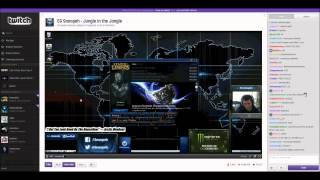 EG Snoopeh trying to fix the League of Legends login screen!