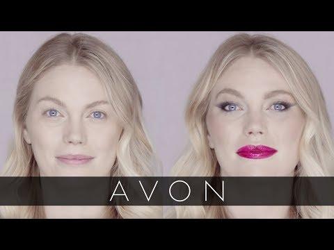 Go-To Party Makeup Look with Kelsey Deenihan | Avon