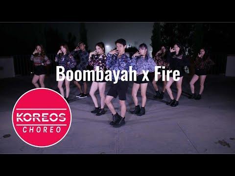[Koreos] BOOMBAYAH X FIRE :: Ellen Min Choreography
