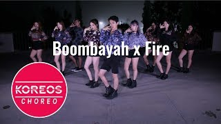 Video [Koreos] BOOMBAYAH X FIRE :: Ellen Min Choreography download MP3, 3GP, MP4, WEBM, AVI, FLV Agustus 2018