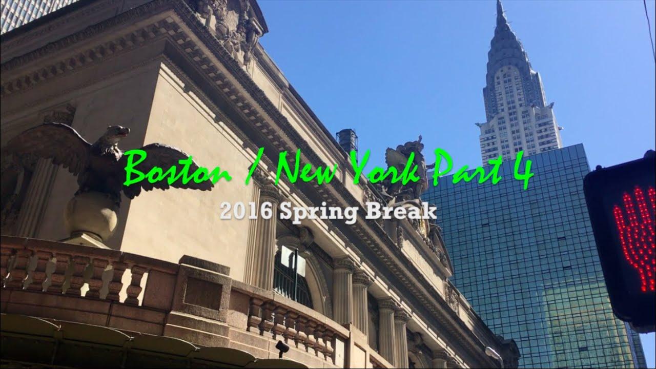 Travel U.S.|紐約刈包超好吃?!|Boston/New York Vlog pt.4|波士頓/紐約自由行 - YouTube