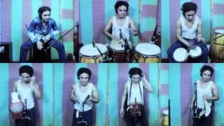 AFRO-PERUVIAN RHYTHM (LE DIJE A PAPA) FESTEJO MUSICA NEGRA DEL PERU EVA AYLLON AFROPERUANA