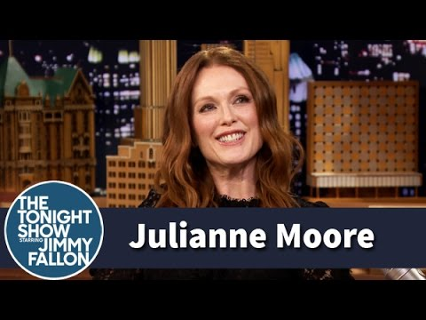 Thumbnail: Julianne Moore Got an Accidental Love Text from Her Son