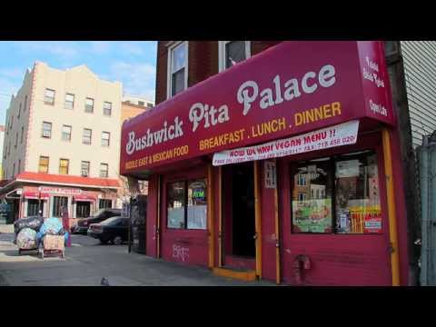 ^MuniNYC - Montrose Avenue & Bushwick Avenue (East Williamsburg, Brooklyn 11206)