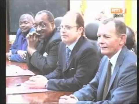 Production de pétrole  Contrat de partage entre la Côte d'Ivoire et African Petroleum