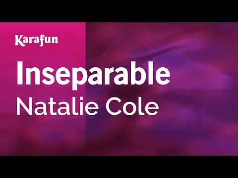 Karaoke Inseparable - Natalie Cole *