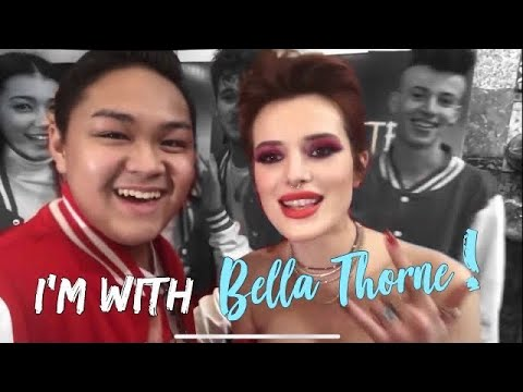 """MIDNIGHT SUN"" PREMIERE with Bella Thorne & HOT Crew! | 25 - VLOG"