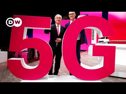 5G rollout: Germany lagging in mobile network technology? | DW News